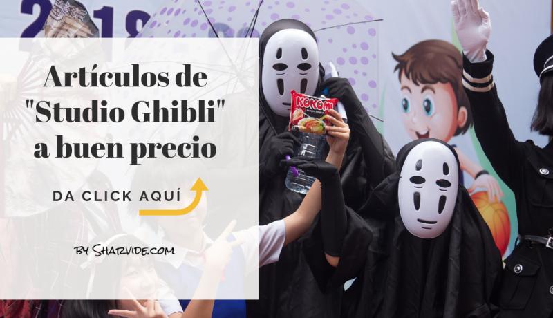 Artículos Ghibli